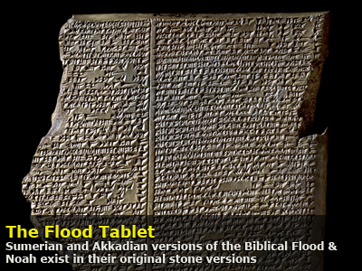 a comparison of the great flood in the epic of gilgamesh and the bible Flood myths exist in many ancient texts, but descriptions of a great deluge in the epic of gilgamesh are arguably the most like descriptions of the great flood in the bible scholars believe that.